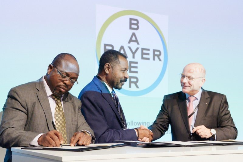 PEF SIGNS MoU WITH GERMANY-AFRICAN AGRIBUSINESS ALLIANCE TO RECEIVE SUPPORT IN THE OPERATIONS OF THE PAN-AFRICAN AGRIBUSINESS CHAMBER